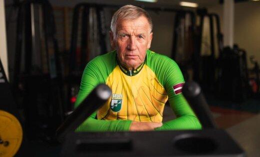 Pieredzējušais treneris Bartuševics: riteņbraukšana ir veselībai vissaudzīgākais sports