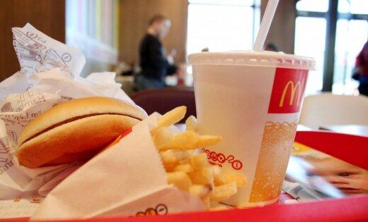 'McDonald's' pārvaldītāja Latvijā apgrozījums pērn sasniedza 36,12 miljonus eiro