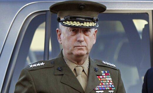 Глава Пентагона назвал условие ухода американцев из Сирии