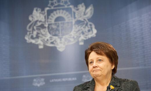 Страуюма поддерживает введение новых санкций ЕС против России