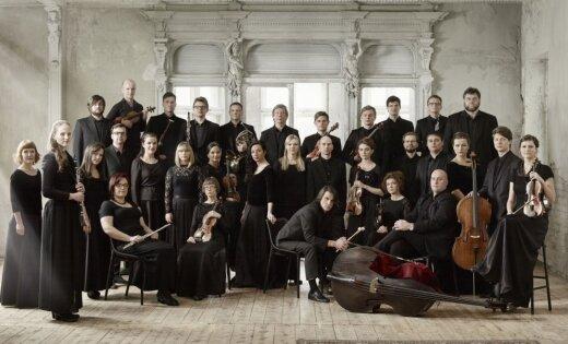 Liepājas 'Lielajā dzintarā' skanēs Vīnes klasika 'Sinfonietta Rīga' izpildījumā
