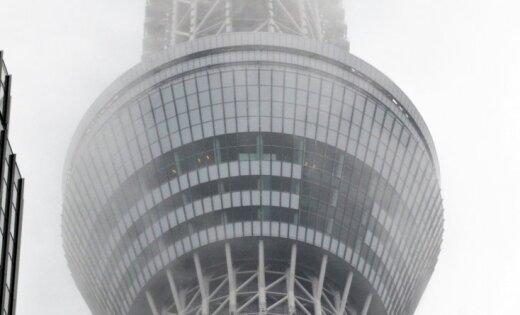 Tokijā atver apmeklētājiem augstāko TV torni pasaulē