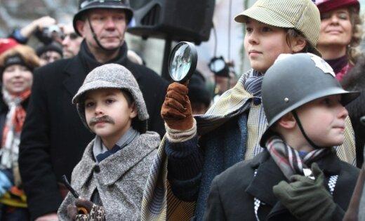 """""""День рождения Шерлока Холмса"""" примет участие в Празднике Риги"""