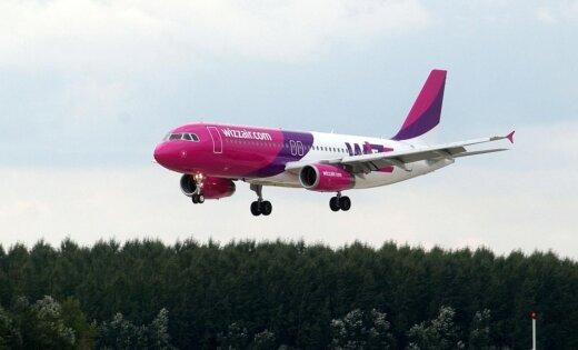 Wizz Air может открыть базу в Каунасе