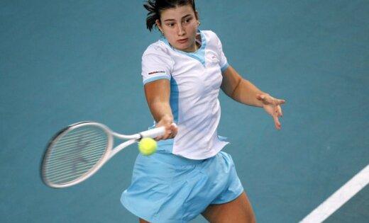 Marcinkēvičai jauns rekords WTA rangā; Sevastova zaudē vienu pozīciju