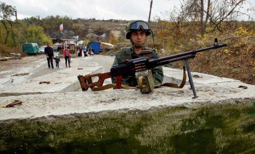 ЛНР заявляет опрекращении украинской стороной подачи воды наоккупированную территорию