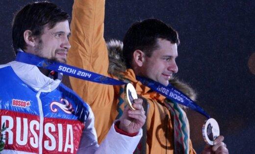 4 русских скелетониста отстранены от состязаний
