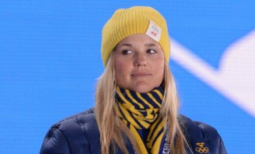 Шведская фристайлистка, призер Игр-2014 в Сочи вышла из пятимесячной комы