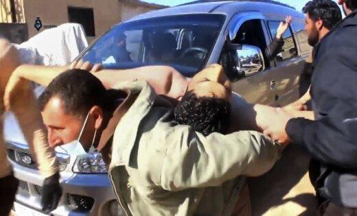 Утеррористов вСирии нет зарина— Вашингтон