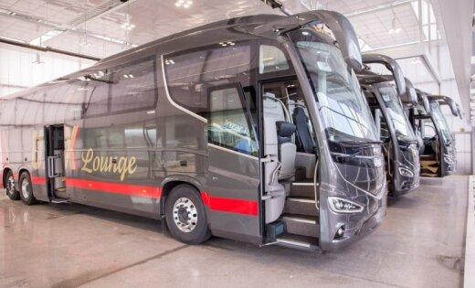 ЧП в автобусе LuxExpress: пьяные пассажиры напали на водителей