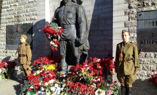 ВЭстонии потребовали извинений от РФ замонету с«Бронзовым солдатом»