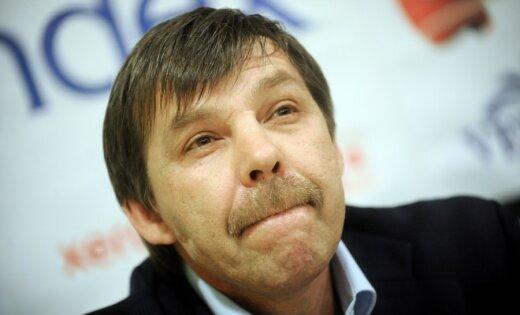 Znarokam PČ laikā bijušas sarunas ar Krievijas Hokeja federāciju
