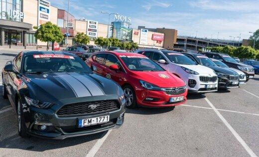 Aicina visus jaunu auto interesentus 13. oktobrī uz t/c Mols