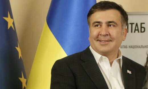 В Киеве продаются апартаменты Саакашвили c видом на Майдан