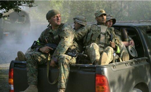 Грузия раскрыла имена тех, с кем воевала у российской границы