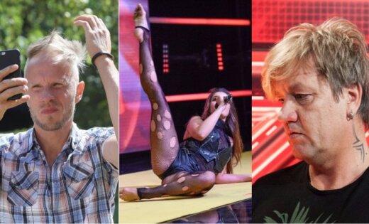 Sensācijas un neveiksmes: Latvijas 'X Faktora' spilgtākie dalībnieki
