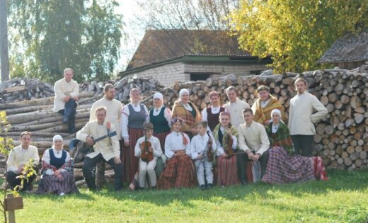 Pirmo reizi notiks Starptautiskais folkloras deju festivāls 'Lipa kust'