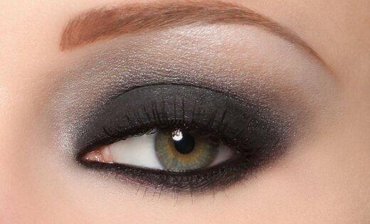вечернего макияжа глаз