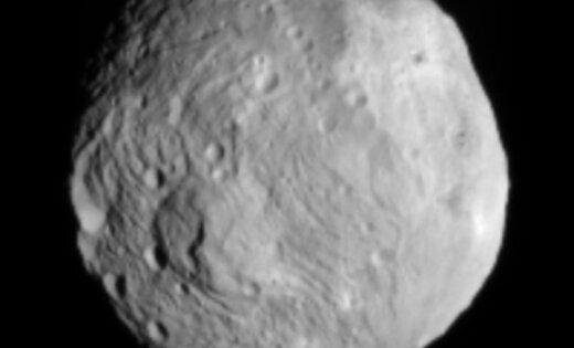 NASA обнаружило воду наастероиде Веста спомощью антенны связи