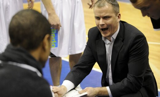 Teteris kļūst par jaunizveidotā basketbola kluba 'Jēkabpils' treneri