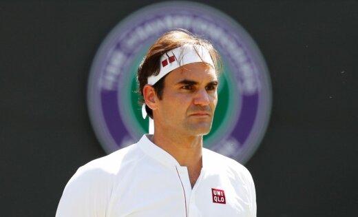 """Федерер впервые в карьере проиграл на """"Уимблдоне"""" с матчбола, Надаль выбил Дель Потро"""
