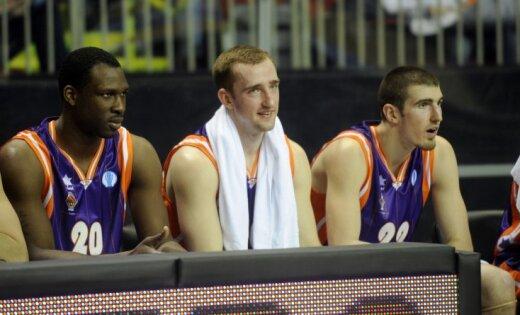 'Valencia Basket' bez Kuksika zaudē Spānijas čempionāta pusfināla otrajā spēlē