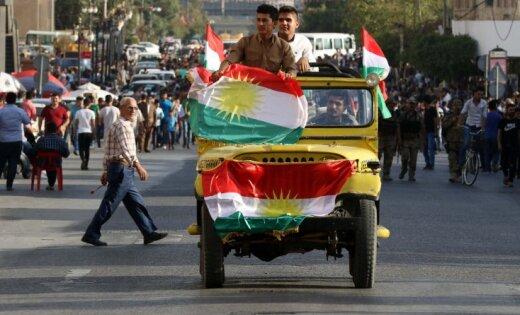 Turcija brīdina – Irākas Kurdistānas neatkarības referendumam būs sekas