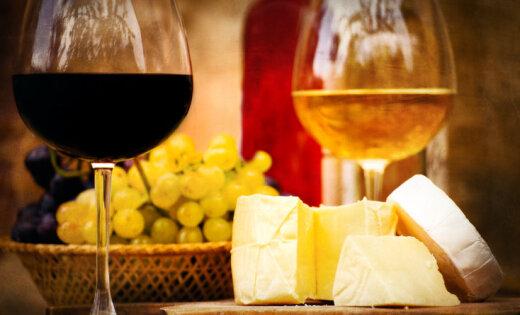Vīna un siera saderība