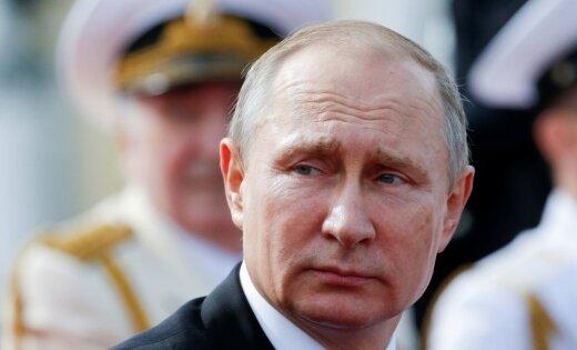 The Economist выпустил обложку с Путиным в образе царя