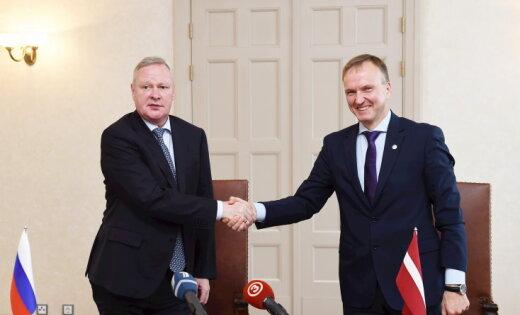 Заместитель Лаврова: отношения Латвии и России не в самой высокой точке, но договариваться мы можем