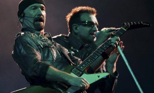 В Швеции отменили концерт группы U2 из-за вооруженного поклонника