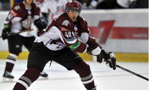 Хоккеист сборной Латвии пойман на употреблении допинга