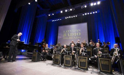 Latvijas Radio bigbenda, maestro Raimonda Paula un solistu koncertu Maskavā varēs vērot tiešraidē
