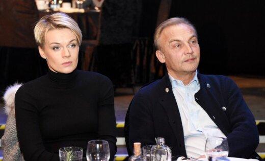 Жена миллионера Малыгина вернулась к нему в Латвию