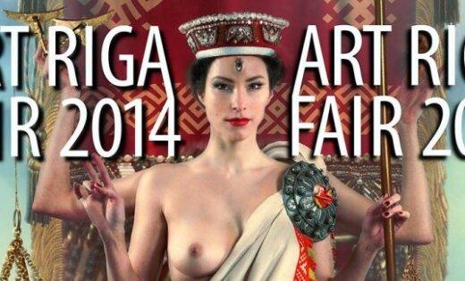 Фестиваль искусства ART Rīga 2014: Дали, Шагал и гости из России