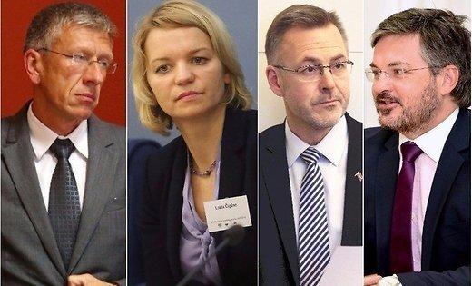 """""""Четверка"""" из партии """"Единство"""" заявила, что поддерживает идею Вейониса о детях неграждан"""