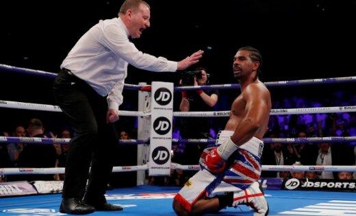 Britu boksa čempions Hejs paziņojis par karjeras beigām