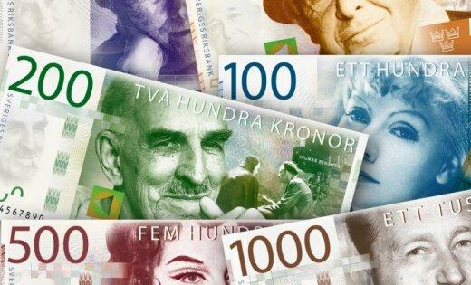 Швеция переходит на новые деньги (фото)