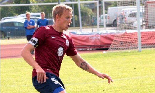 FK 'Jelgava' spēlētājs Freimanis diskvalificēts uz trim spēlēm