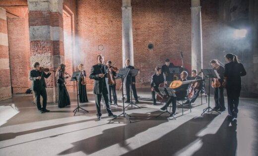 Baha festivālu noslēgs baroka orķestris 'Hofkapelle München'