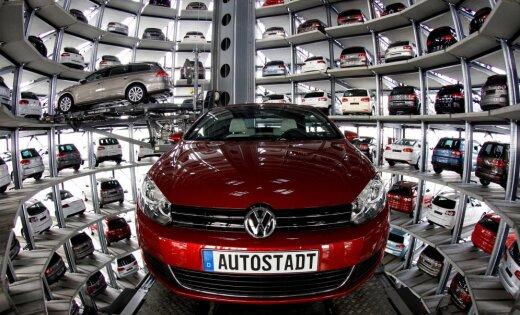 'Volkswagen' skandāls: izmešu testi laboratorijās ir viegli apejami, secina EP