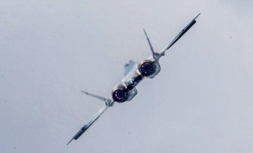 Раскрыты характеристики российского истребителя поколения 6++