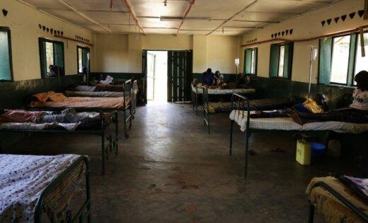 'Delfi' Ugandā: Bēgļu nometne pilsētas lielumā 2. daļa