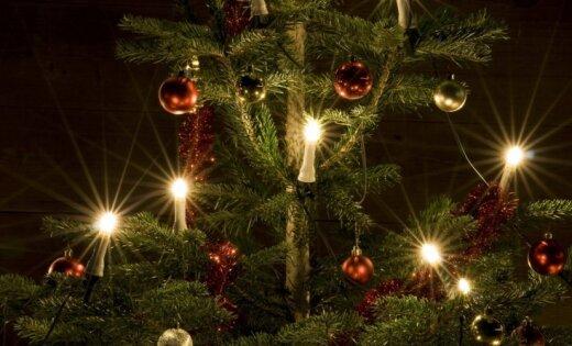 В Латвии празднуют Рождество