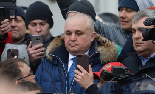 Путин принял отставку Амана Тулеева