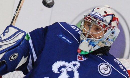 Paziņoti KHL nedēļas labākie spēlētāji