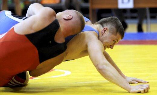 Ar vairākiem augstvērtīgiem sasniegumiem aizvadīta Latvijas III Olimpiādes otrā diena
