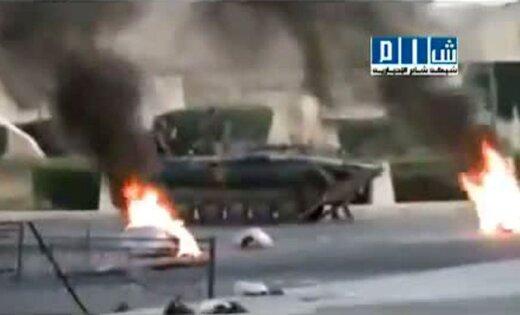 Ceturtdien uzbrukumos Homsā nogalināti 110 cilvēki