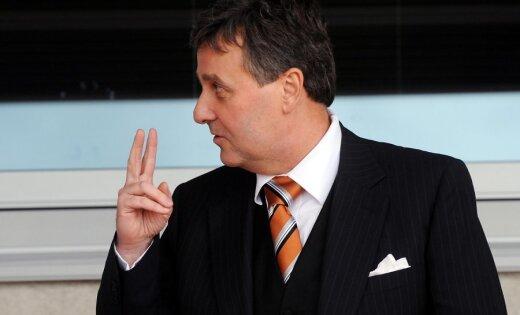 Belokoņs apsver iespēju pārsūdzēt Anglijas Futbola līgas diskvalifikāciju