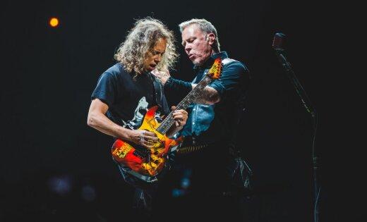 Metallica даст концерт в Эстонии на бывшем военном аэродроме
